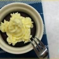 Ekspresowe babeczki czekoladowe