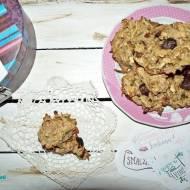Ciastka owsiane z cukinią i czekoladą
