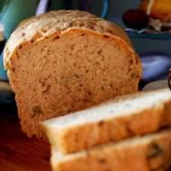 Wieloziarnisty chleb żytni na drożdżach