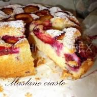 Maślane ciasto ze śliwkami wg Aleex (TM5)