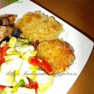 Placuszki z gotowanych ziemniaków wg Aleex