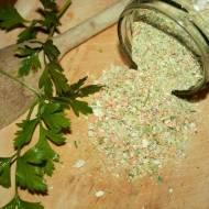Warzywko z pietruszką -domowe przyprawy