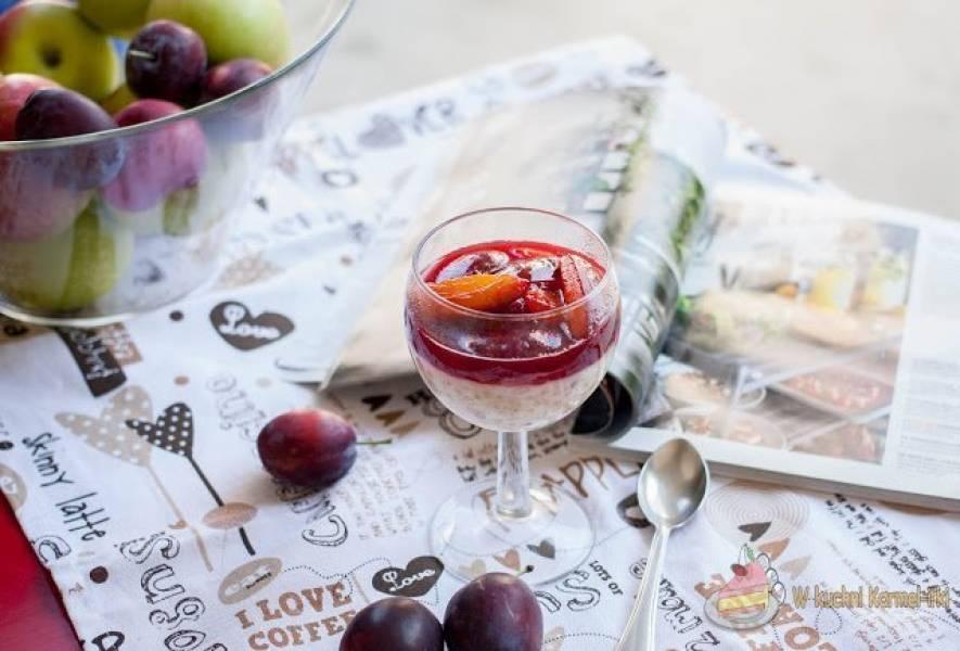 Przepis Na Jesienny Deser Z Tapioki W Kuchni Karmel Itki
