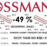 ROSSMANN SUPER PROMOCJA - 49 %