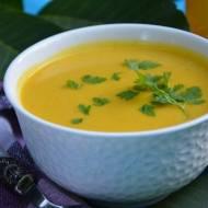 Kremowa zupa z dynią