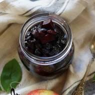 Marmolada  z aronii z jablkami