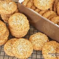 domowe ciasteczka owsiane