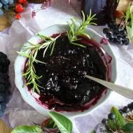 Galaretka wytrawna z winogron do mięs
