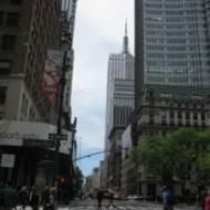 Nowy Jork II babcia Basia