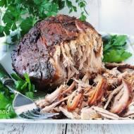 Wieprzowina czesana czyli pulled pork