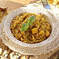 Dyniowe Risotto