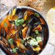 Mule po tajsku / Thai mussels