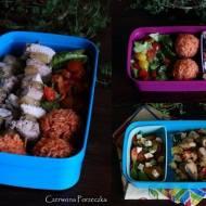 Lunchbox #2 - dwa sposoby na pysznego kurczaka do pracy