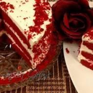 Przepis na Ciasto Red Velvet
