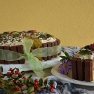 Szybki tort śmietankowy