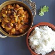 Fasolowe curry