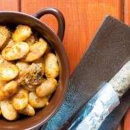 Wegańskie kiełbaski z przyprawą berbere
