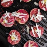 figi z serem pleśniowym
