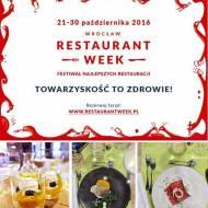 Jesienna edycja Restaurant Week – degustacja w My Corner Restaurant & Bar