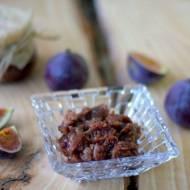 Konfitura z fig z pomarańczami