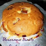 Ucierane ciasto ze śliwkami wg Aleex (TM5)