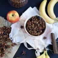 Jesienna granola