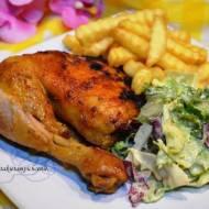 Kurczak pieczony w piekarniku