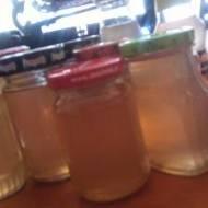 Domowy naturalny sok jabłkowy