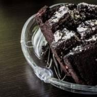 Szybkie i łatwe ciasto czekoladowe
