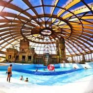 Odrobina raju w sercu Węgier –  Aquaworld Resort Budapest