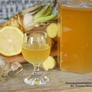 domowy syrop na przeziębienie i nie tylko