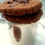 Fit chocolate cookies