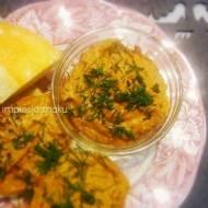 5 minutowa pasta rybna (pomidorowo-fasolowa)