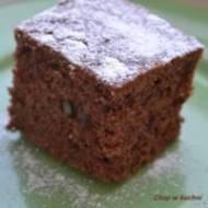 Ciasto ze cukiniōm (Ciasto cukiniowe)