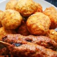 Mozzarella z mięsem mielonym