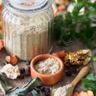 Domowa przyprawa grzybowo warzywna do zup i sosów
