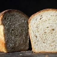Chleb z semoliną, na zakwasie, wg Hamelmana