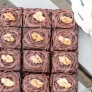Fantastyczne, zdrowe i czekoladowe ciasto z cukinią