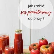 Jak zrobić sos pomidorowy do pizzy? Kilka sposobów