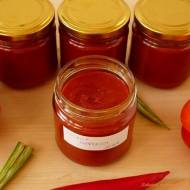 Ketchup paprykowy.