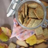 Kruche ciasteczka herbaciane