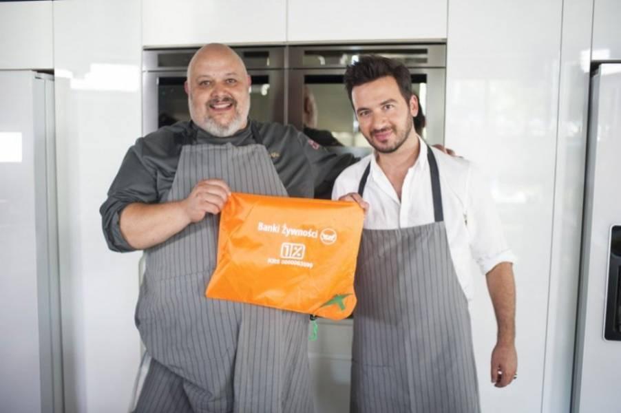 Światowy Dzień Żywności z Akademią Kulinarną Whirlpool i Bankami Żywności