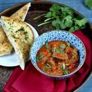 Curry z wołowiny