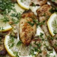 Piccata z piersi kurczaka – obiad w 30 minut