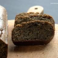 Ucierane ciasto kawowo- makowe