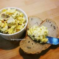 Sałatka - Pasta na kanapki