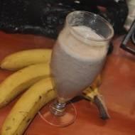 banan, miód i woda na kaszel i zapalenie oskrzeli