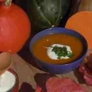 Zupa z dyni z temperamentem