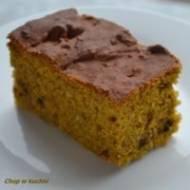 Ciasto baniowe- bezglutynowe (Ciasto dyniowe- bezglutenowe)