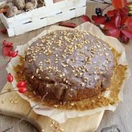 Ciasto jaglano-marchewkowe